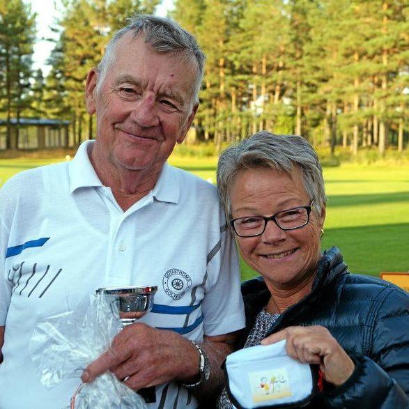 Arne Mild vann i PRO